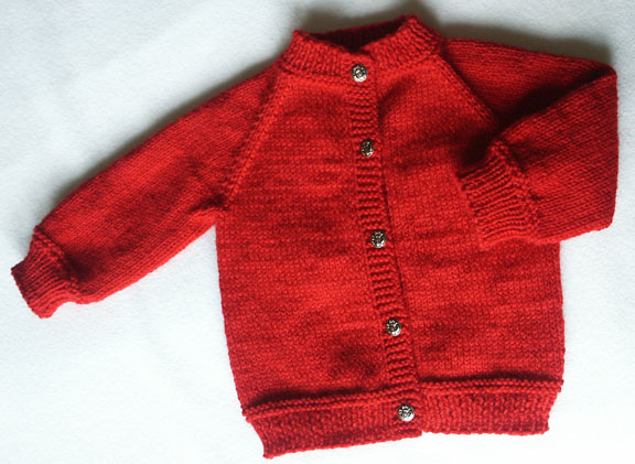Knitting Pattern For Toddler Raglan Sweater : Carole Barenys Free Baby Knits, Sweaters, Booties, Blankets